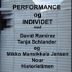 Performance og Individet